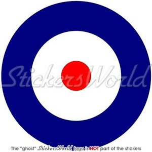RAF-Royal-Air-Force-Type-A-Aircraft-Roundel-UK-Biitish-100mm-4-034-Sticker-Decal