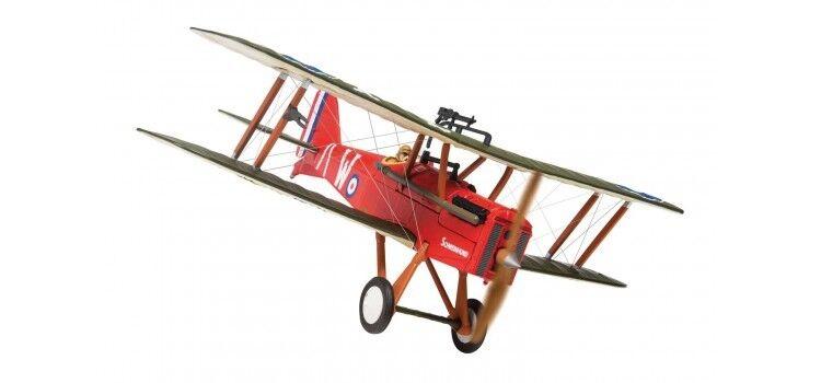 """CORGI Royal flygagagplan Factory SE5a, C1149  W """"Schweinhund """" AA37707"""