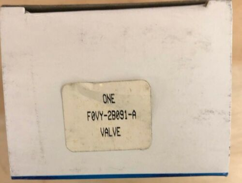NEW Ford Brake Proportioning Valve F0VY-2B091-A Lincoln Town Car 1990 with ABS