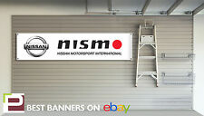 Nissan Nismo Taller Garage Banner, Gt-r, Juke, 350z, 370z