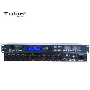 4-8SP-4in-8out-Sound-Audio-Processor-Loudspeaker-Management-DSP-Crossover