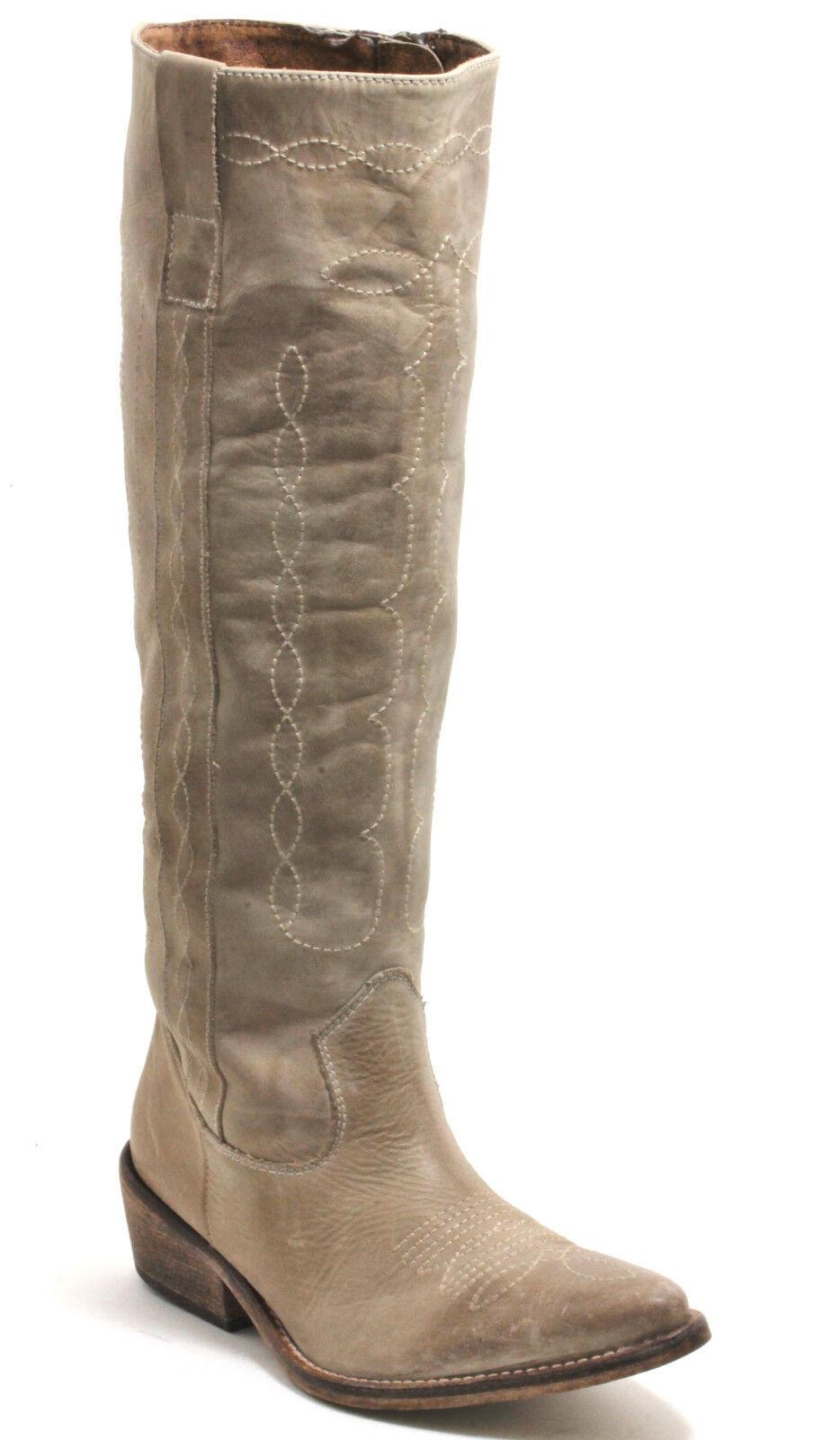 Western bottes bottes De Cowboy catalan Style Line Dance bottes femmes Buffalo 36