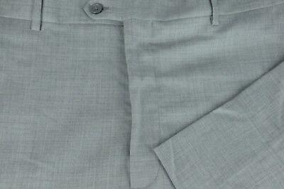 Hosen Kleidung & Accessoires PüNktlich Lord R Colton Herren Grau Melliert Allwetter Wolle Glatt Vorne Anzughose 38 X