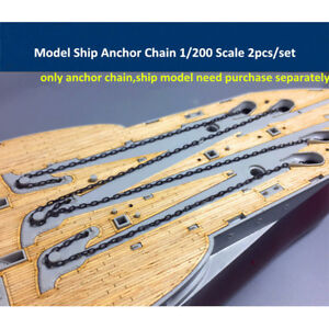 Model-Ship-Anchor-Chain-1-200-Scale-2pcs-set-CY20003