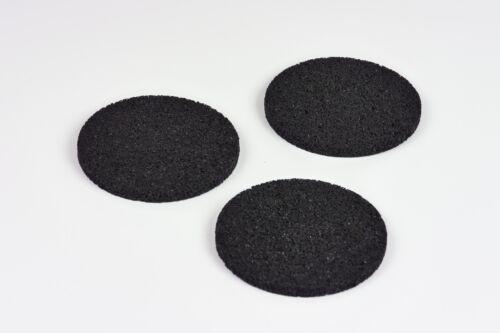 3 Iso-Floor 80 mm Dämmeinlagen für Untersetzer Flügel schalldämmend Einlage