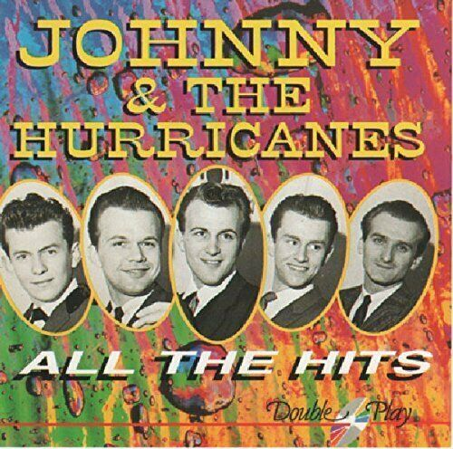 Johnny & The Hurricanes Red river rock and all the hits (32 tracks)  [CD]