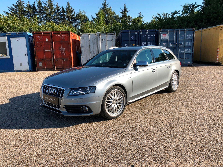 Audi S4 3,0 TFSi Avant quattro S-tr. 5d - 244.900 kr.
