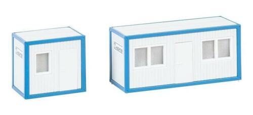 HO Scale Buildings 130132 Site Office Containers