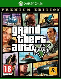 Grand-Theft-Auto-V-5-Premium-Edition-For-Xbox-One-New-amp-Sealed