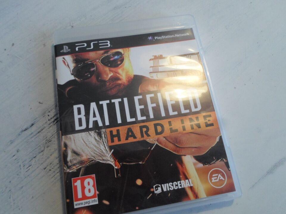 battlefield hardline, PS3