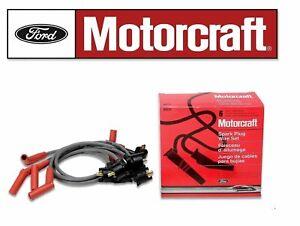 Spark Plug Wire Set Motorcraft WR-6054 se encaixa 2001 Ford Windstar 3.8L-V6