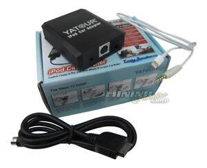 iPod-iPad-iPhone-4-5-6-Interface-Lightning-Adapter-2-4-fuer-Honda-Original-Radio