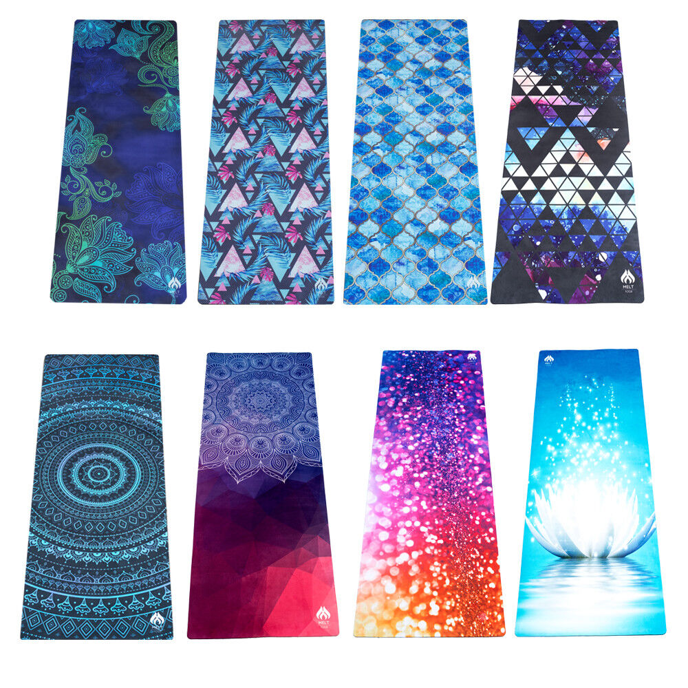 Yoga Mat for Exercise   Pilates   Gym   Workout   Physio   Non Slip - 3mm Thick