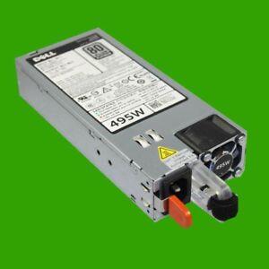 Netzteil Dell 495 Watt Hot Swap Dell T320 / 420 / R720 / R620 F495E-S0 80 Plus