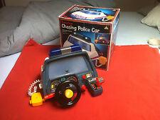 Tomy Police Car Cockpit Fahrsimulator