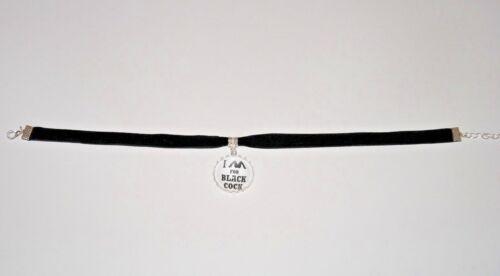 I Spread For Black Cock Hotwife Black Velvet Choker Fetish Bondage Collar