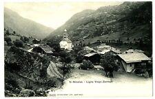 CPA Suisse Mittelland Saint-Nicolas Ligne Viège-Zermatt