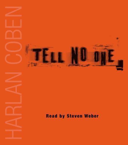 Tell No One by Harlan Coben (2001, CD, Abridged)  (5061)