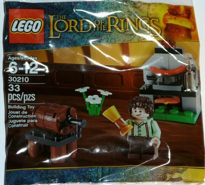 60x LEGO LORD of the RINGS Set No.30210