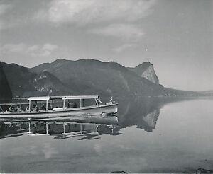 Confiant Autriche C. 1950 - Promenade Sur Le Lac à Bord Du Wartenfels Autriche - Div 7842 Avec Des MéThodes Traditionnelles