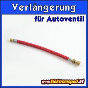 Ersatzteil Elektro-Scooter Flexible Ventilverlängerung für AV Autoventil 20 bar