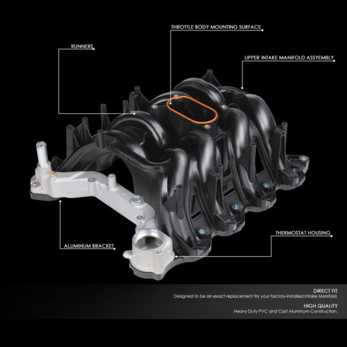 for ford f150/f250 f350 sd/excursion/expedition 5.4l oe style intake  manifold automotive parts & accessories  wbc media