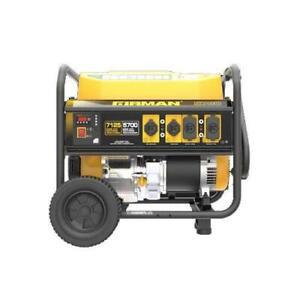 Firman P05701 Performance Series Portable Generator, 5700 Running Watts
