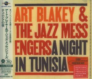 Art Blakey - A Night In Tunisia+++UHQCD Japan Import+++++NEU++OVP