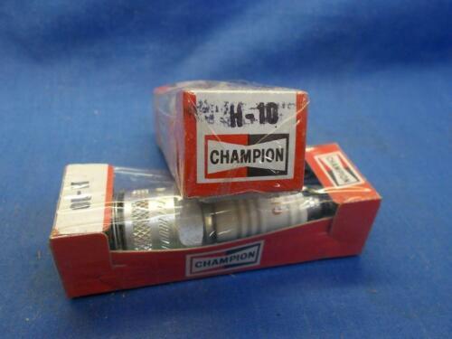 SP439. NOS Champion Spark Plug H-10