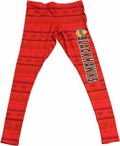 10238 Ladies Tribal Comeback Chicago 10235 Blackhawks Leggings TwRxY