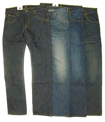 LEE Jeans ZED Regular Slim Straigh Modische Jeans W28 29 31 32 33 34 36 38 | eBay