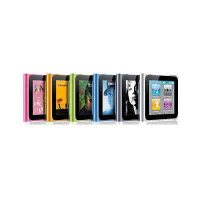 iPod Nano 6th Gen 8GB  *VGC!*+12 Month Warranty