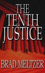 Brad-Meltzer-The-Tenth-Justice-Tout-Neuf-Livraison-Gratuite-Ru