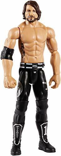 Mattel fmj68 WWE personnage AJ styles 30 cm