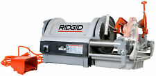 Reconditioned Ridgid 1224 Pipe Threader 26092 With 744 Reamer Amp 764 Cutter