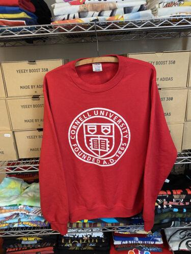 cornell university sweatshirt
