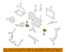 Genuine Land Rover Blend Motor LR041273 Left Hand Driver Side