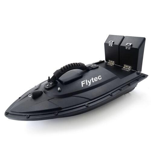 Flytec HQ2011-5 Fishing Tool Smart RC Bait Boat Toy US Plug