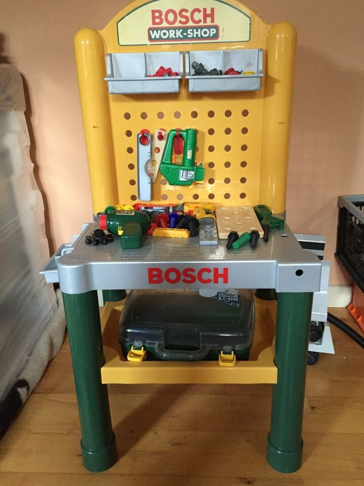 Aktivitetslegetøj, Bosch Workshop