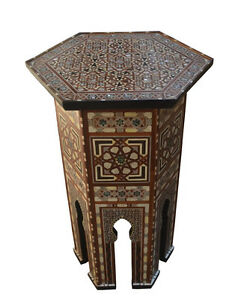 Image Is Loading 29 034 Height Handcrafted Moroccan Turkish Mother Of