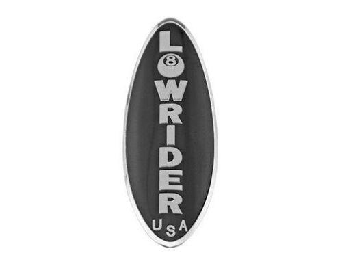 Original Lowrider USA Bicycle Name Plate Head Badge Chopper Bike 4 Colors