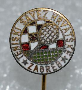Yugo Anstecknadel kein Pin Badge Logo Emblem