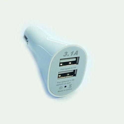 Universal Coche Cargador USB para iPhone Android Mp3 Teléfono iPhone Galaxy HTC iPad