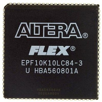 ALTERA EPF10K10LC84-3 No package
