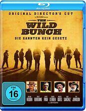 THE WILD BUNCH Director's Cut (William Holden) Blu-ray Disc NEU+OVP