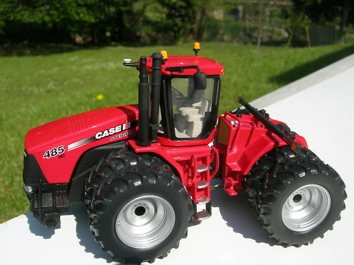 F.G. 1 50 TRACTEUR CASE IH STEIGER 485HD ROUES DOUBLES