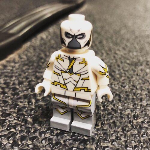 LEGO Custom PAD Printed CW Flash Godspeed Minifigure by Royal Custom Minifigs