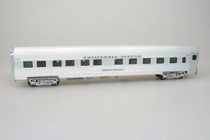 Maerklin-26600-Abteilwagen-Silver-Valley-California-Zephyr-in-H0-unbespielt