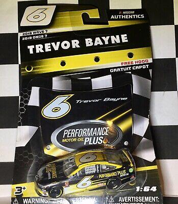 #6 TREVOR BAYNE PERFORMANCE PLUS OIL WAVE-7 2018 LIONEL NASCAR AUTHENTICS 1//64