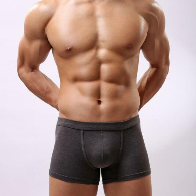 Brand New Men Underwear Sexy Fashion Boxer Briefs Cheap Shorts Pants XXL Size